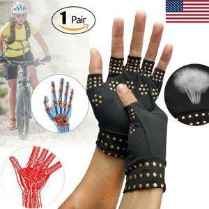 Copper Hands Arthritis Compression Gloves - Large